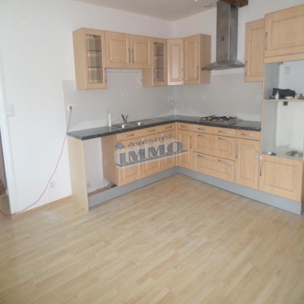 Offres de location Appartement Avesnes-le-Comte 62810