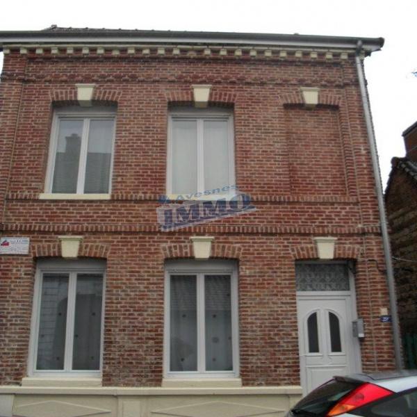 Offres de location Maison Frévent 62270