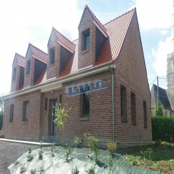 Offres de vente Maison Saint-Pol-sur-Ternoise 62130