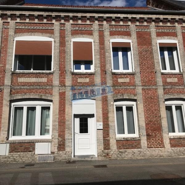 Offres de vente Maison Doullens 80600