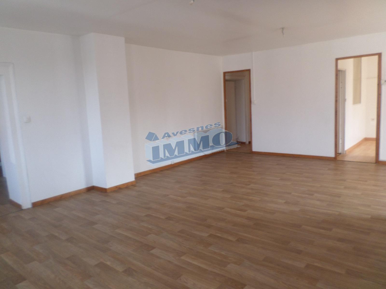 Offres de location Appartement Avesnes le comte 62810