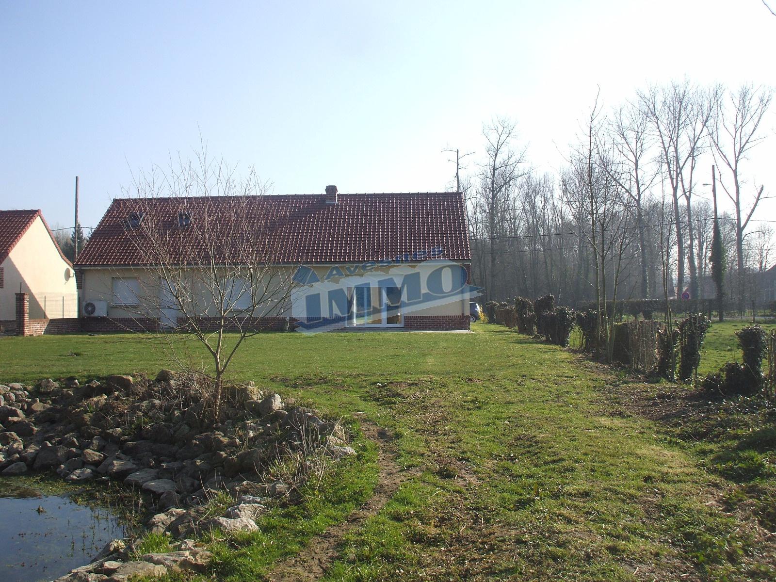 Offres de vente Maison Avesnes-le-Comte 62810