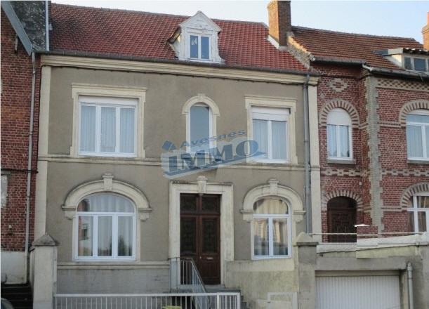 Vente maison de ville 5 chambres arras - 4 murs arras ...