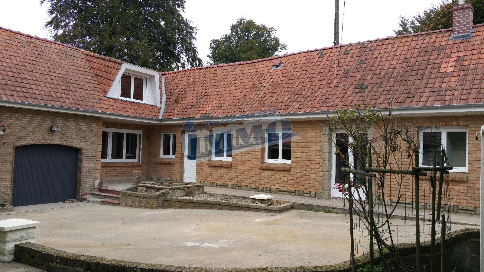Offres de location Maison Saint-Pol-sur-Ternoise 62130