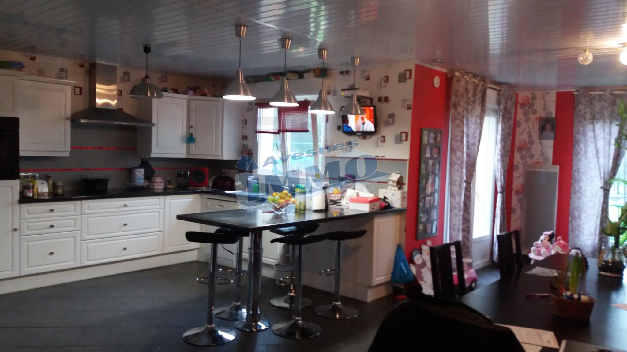 Vente pavillon individuel 5 chambres proximit saint pol - Chambre d hote saint pol sur ternoise ...