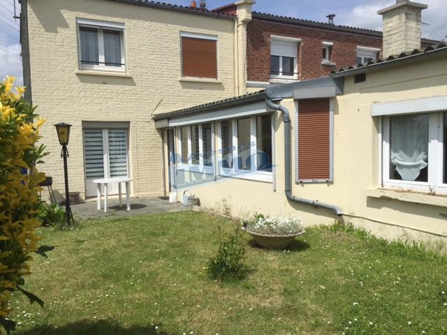 Offres de location Maison Arras 62000
